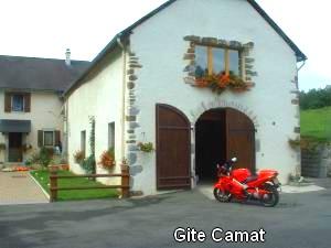 Visitez le gîte exposé côté Vallée d'Ossau : Meublé Camat.
